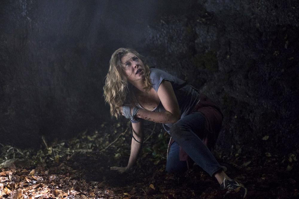 Jukai - La foresta dei suicidi: Natalie Dormer in una scena del film