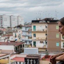 L'intrusa: Raffaella Giordano in un'immagine del film