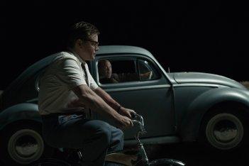 Suburbicon: Matt Damon in una scena del film