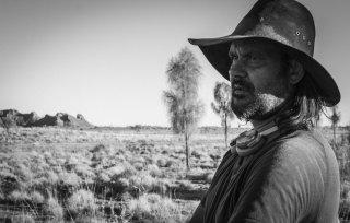 Sweet Country: il regista Warwick Thornton sul set del film