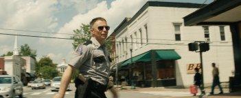 Tre manifesti a Ebbing, Missouri: Sam Rockwell in un'immagine del film