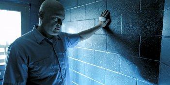 Brawl in Cell Block 99: Vince Vaughn in un momento del film