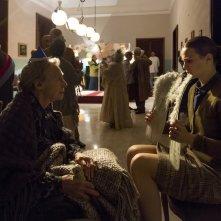 Dove cadono le ombre: Elena Cotta e Federica Rossellini in una scena del film