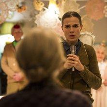 Dove cadono le ombre: Elena Cotta (di spalle) e Federica Rossellini in un momento del film