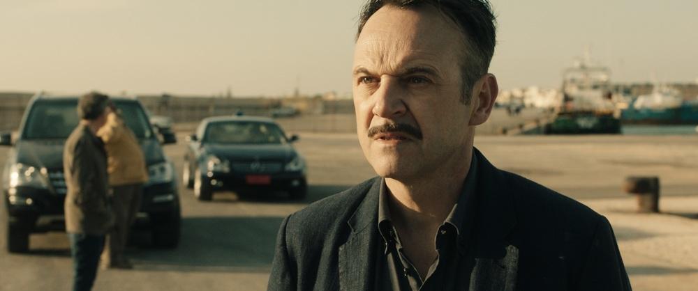 L'ordine delle cose: Paolo Pierobon in un momento del film