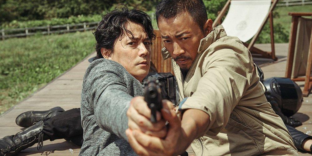 Manhunt: una scena del film