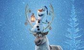 Olaf's Frozen Adventure: il poster del cortometraggio