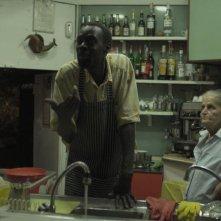 Piazza Vittorio: un'immagine tratta dal documentario
