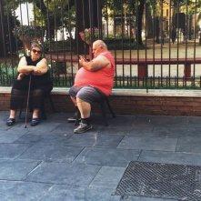Piazza Vittorio: un'immagine del documentario