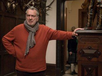Vittoria e Abdul: Stephen Frears sul set del film