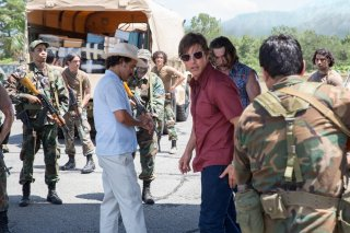 Barry Seal - Una storia americana: Tom Cruise in una scena del film