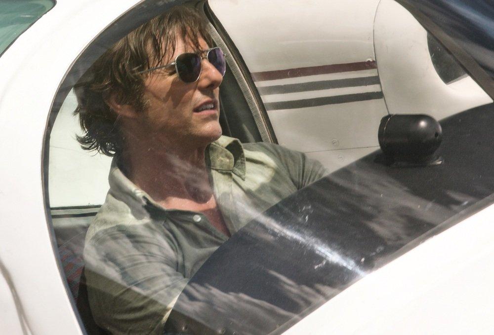 Barry Seal - Una storia americana: Tom Cruise in un'immagine del film