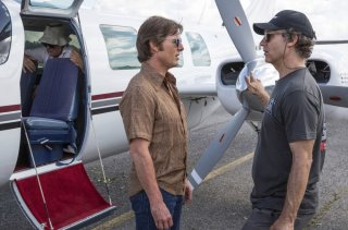 Barry Seal - Una storia americana: Tom Cruise e Doug Liman sul set del film