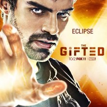 The Gifted: il character poster di Eclipse