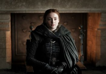 Il Trono di Spade: Sophie Turner in The Dragon and the Wolf