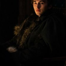 Il Trono di Spade: Bran in una foto di The Dragon and the Wolf