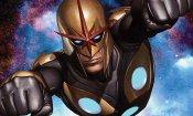 Marvel potrebbe introdurre Nova nella Fase Cosmica dell'MCU