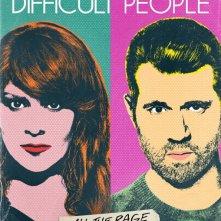 Difficult People: il poster della terza stagione