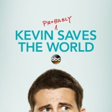 Locandina di Kevin (Probably) Saves the World