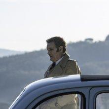 La musica del silenzio: Francesco Salvi in una scena del film