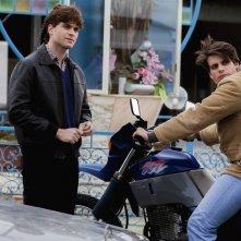 Nato a Casal di Principe: Alessio Lapice e Paolo Marco Caterino in una scena del film