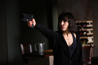 What Happened to Monday: Noomi Rapace in una scena