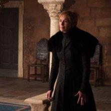 Il Trono di Spade: l'attrice Lena Headey nell'episodio The Dragon and the Wolf