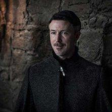 Il Trono di Spade: Aidan Gillen in una foto di The Dragon and the Wolf