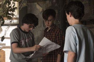 It: una foto dei ragazzini protagonisti del film