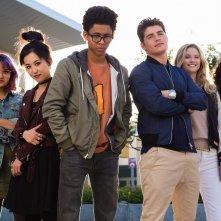 Runaways: un'immagine promozionale della serie