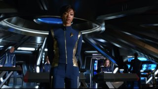Star Trek: Discovery, un'immagine della serie