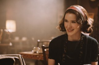 The Marvelous Mrs. Maisel: una scena della serie
