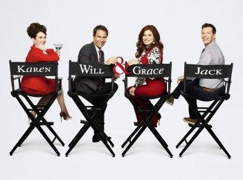Will & Grace: un'immagine promozionale del reboot