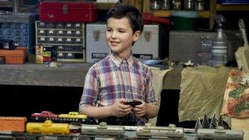 Young Sheldon: un'immagine della serie