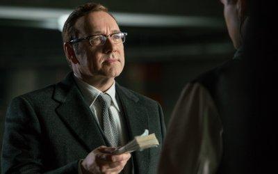 """Kevin Spacey rapinatore in Baby Driver: """"Gli unici ruoli che non voglio accettare sono quelle scritti male"""""""