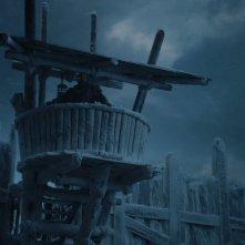 Il trono di spade: un momento del finale della settima stagione