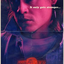 Stranger Things, il character poster di Dacre Montgomery