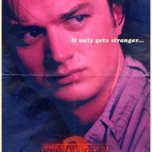 Stranger Things, il character poster di Joe Keery