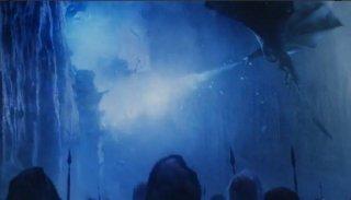 Il trono di spade: una scena di battaglia nel finale della settima stagione