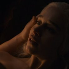 Il trono di spade: Emilia Clarke nel finale della settima stagione
