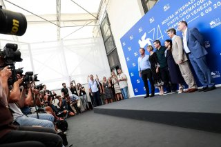 Downsizing: il cast al photocall di Venezia 74