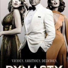 Dynasty: il poster della serie