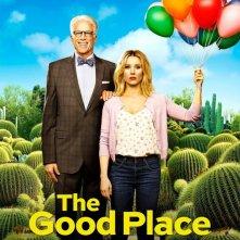 The Good Place: il poster della seconda stagione