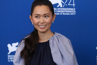 Venezia 2017: Hong Chau al photocall di Downsizing