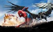 Spider-Man: Homecoming, l'Uomo Ragno a cavallo in un poster cinese del film!