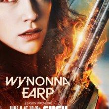 Wynonna Earp: la locandina della seconda stagione