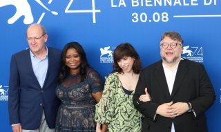 Venezia 2017: il cast al photocall di The Shape of Water