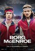 Locandina di Borg McEnroe