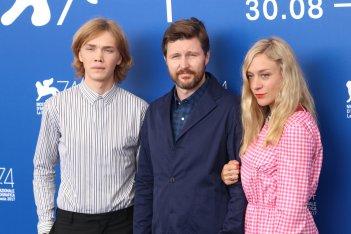 Venezia 2017: il cast al photocall di Lean on Pete