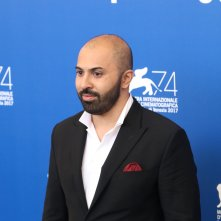 Venezia 2017: Ritesh Batra al photocall di Our Souls at Night